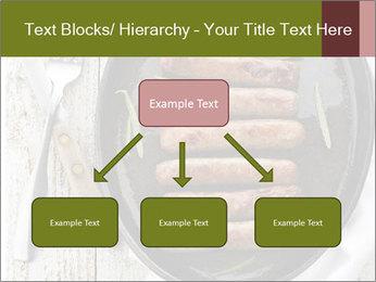 Breakfast Sausage PowerPoint Template - Slide 69