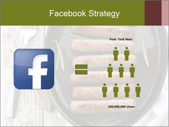 Breakfast Sausage PowerPoint Templates - Slide 7