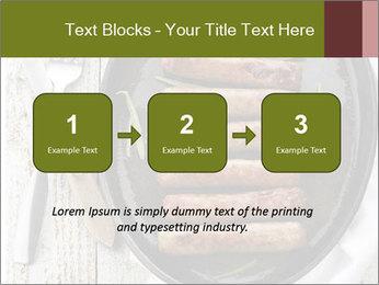Breakfast Sausage PowerPoint Templates - Slide 71