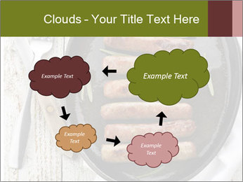 Breakfast Sausage PowerPoint Template - Slide 72