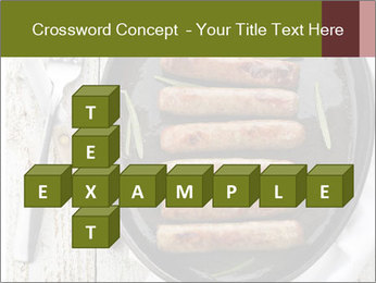 Breakfast Sausage PowerPoint Templates - Slide 82