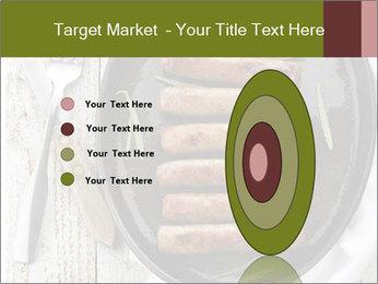 Breakfast Sausage PowerPoint Templates - Slide 84