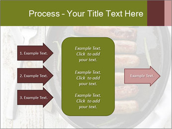 Breakfast Sausage PowerPoint Templates - Slide 85