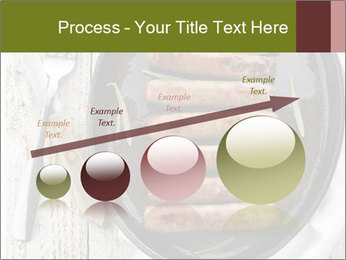 Breakfast Sausage PowerPoint Templates - Slide 87
