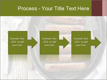 Breakfast Sausage PowerPoint Templates - Slide 88