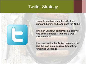 Breakfast Sausage PowerPoint Templates - Slide 9