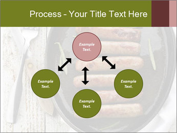 Breakfast Sausage PowerPoint Templates - Slide 91