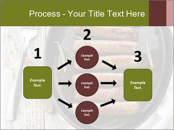 Breakfast Sausage PowerPoint Templates - Slide 92