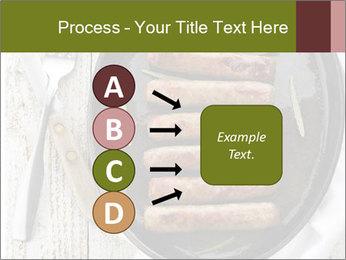 Breakfast Sausage PowerPoint Templates - Slide 94