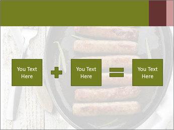 Breakfast Sausage PowerPoint Templates - Slide 95