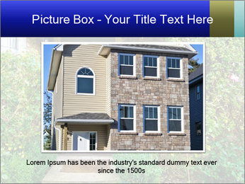 Cute Countryside House PowerPoint Templates - Slide 15