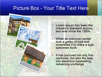Cute Countryside House PowerPoint Templates - Slide 17