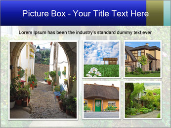 Cute Countryside House PowerPoint Templates - Slide 19