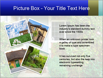 Cute Countryside House PowerPoint Templates - Slide 23