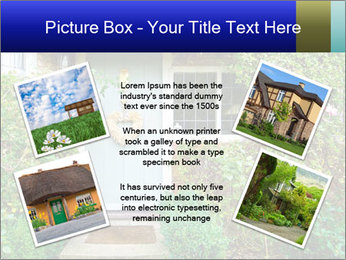 Cute Countryside House PowerPoint Templates - Slide 24