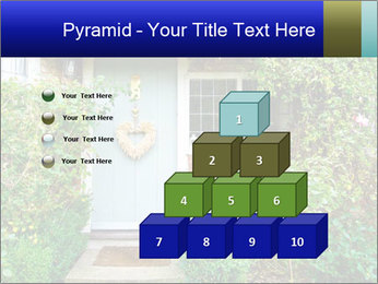 Cute Countryside House PowerPoint Templates - Slide 31