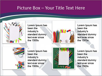 Collection Of Pen PowerPoint Template - Slide 14