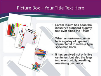 Collection Of Pen PowerPoint Template - Slide 17