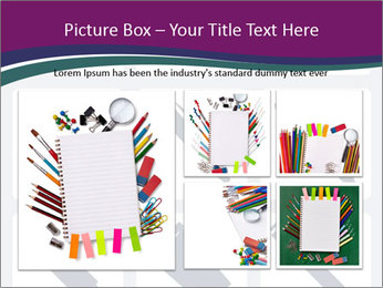 Collection Of Pen PowerPoint Template - Slide 19