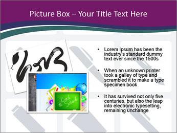 Collection Of Pen PowerPoint Template - Slide 20