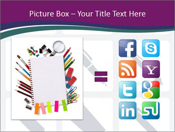 Collection Of Pen PowerPoint Template - Slide 21