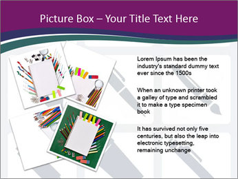 Collection Of Pen PowerPoint Template - Slide 23