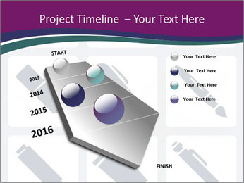 Collection Of Pen PowerPoint Template - Slide 26