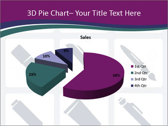Collection Of Pen PowerPoint Template - Slide 35
