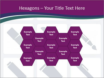 Collection Of Pen PowerPoint Template - Slide 44