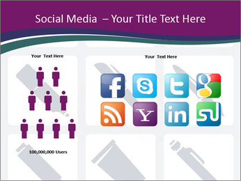 Collection Of Pen PowerPoint Template - Slide 5