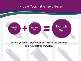 Collection Of Pen PowerPoint Templates - Slide 75