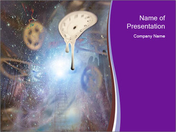 Zodiac Prediction PowerPoint Template - Slide 1