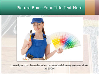 Room Carpeting PowerPoint Templates - Slide 16