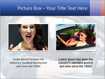 Shouting Driver PowerPoint Template - Slide 18