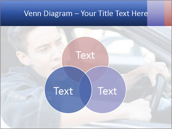 Shouting Driver PowerPoint Template - Slide 33