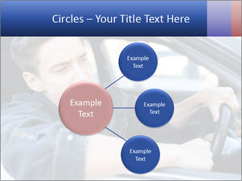 Shouting Driver PowerPoint Templates - Slide 79