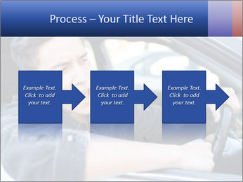 Shouting Driver PowerPoint Templates - Slide 88