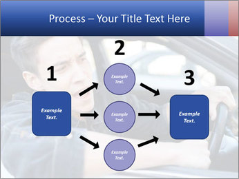 Shouting Driver PowerPoint Template - Slide 92
