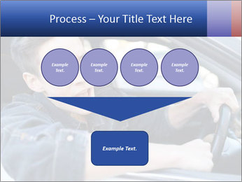 Shouting Driver PowerPoint Template - Slide 93