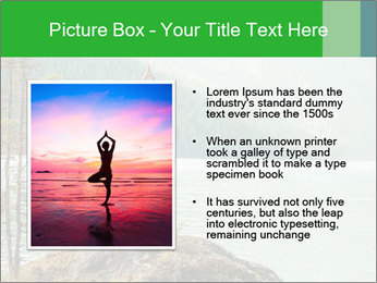 Yoga Ourside PowerPoint Template - Slide 13