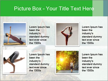 Yoga Ourside PowerPoint Template - Slide 14