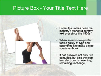 Yoga Ourside PowerPoint Template - Slide 20