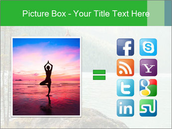Yoga Ourside PowerPoint Template - Slide 21