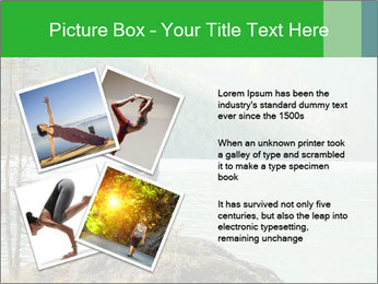 Yoga Ourside PowerPoint Template - Slide 23
