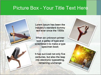 Yoga Ourside PowerPoint Template - Slide 24