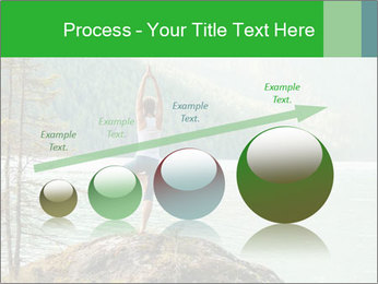 Yoga Ourside PowerPoint Template - Slide 87