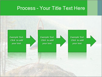 Yoga Ourside PowerPoint Templates - Slide 88