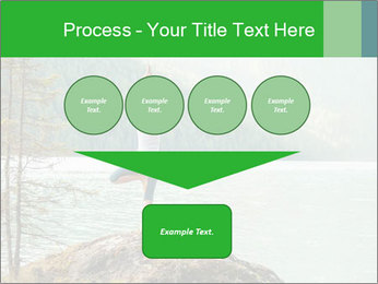 Yoga Ourside PowerPoint Template - Slide 93