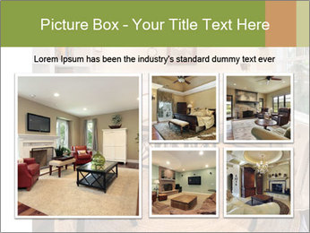 Beautiful Apartment PowerPoint Template - Slide 19