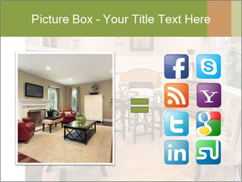 Beautiful Apartment PowerPoint Template - Slide 21